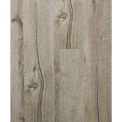Tahitian Sand 5.91 in. x 48 in. HDPC Floating Vinyl Plank Flooring (19.69 sq. ft. per case)