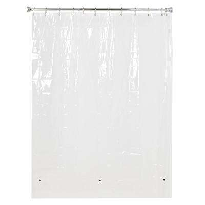 Mildew Resistant Shower Liners