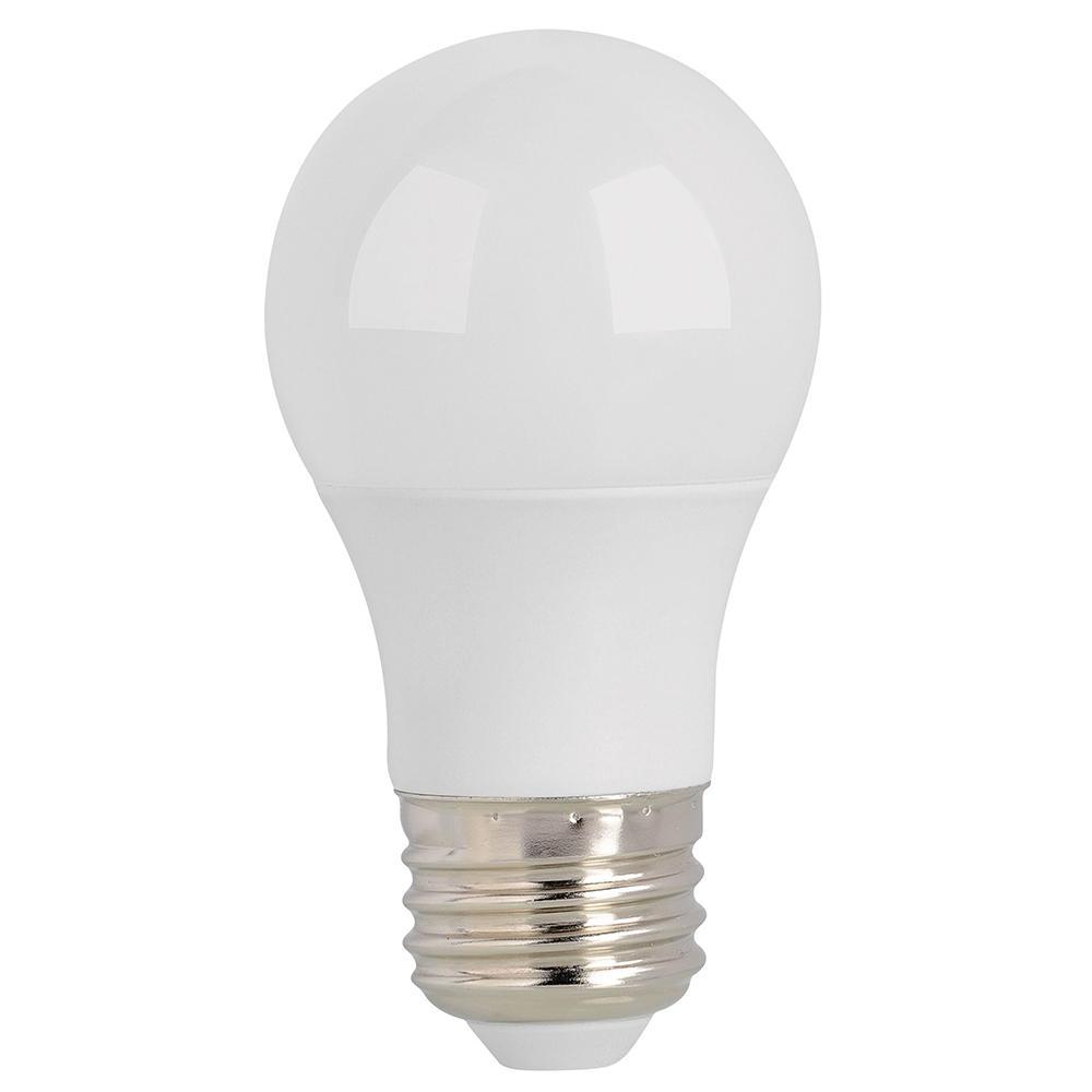 40-Watt Equivalent 5.5-Watt A15 Dimmable Energy Star LED Light Bulb Soft White 3000K 80197