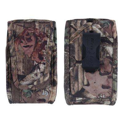 Double Wide Clip Case Cargo Universal Rugged Holster Mossy Oak
