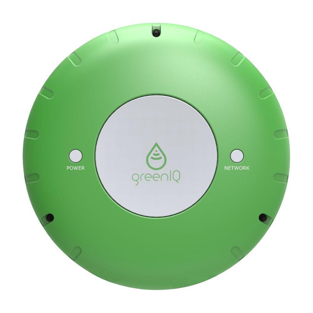 GreenIQ Smart Garden Hub 6-Zone Wi-Fi Irrigation Controller