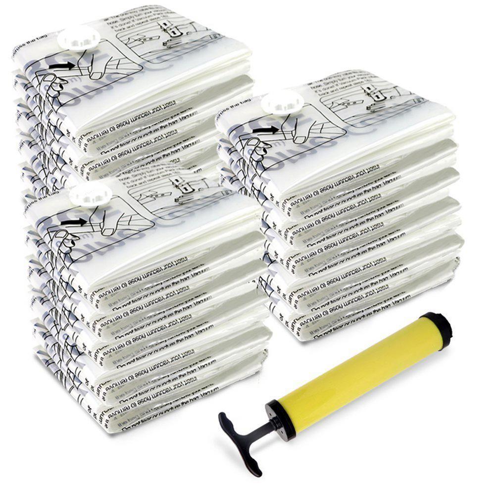 Home Vacuum Storage Bag (10-Pack)