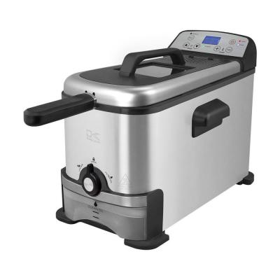 Digital Deep Fryer with Oil Filtration