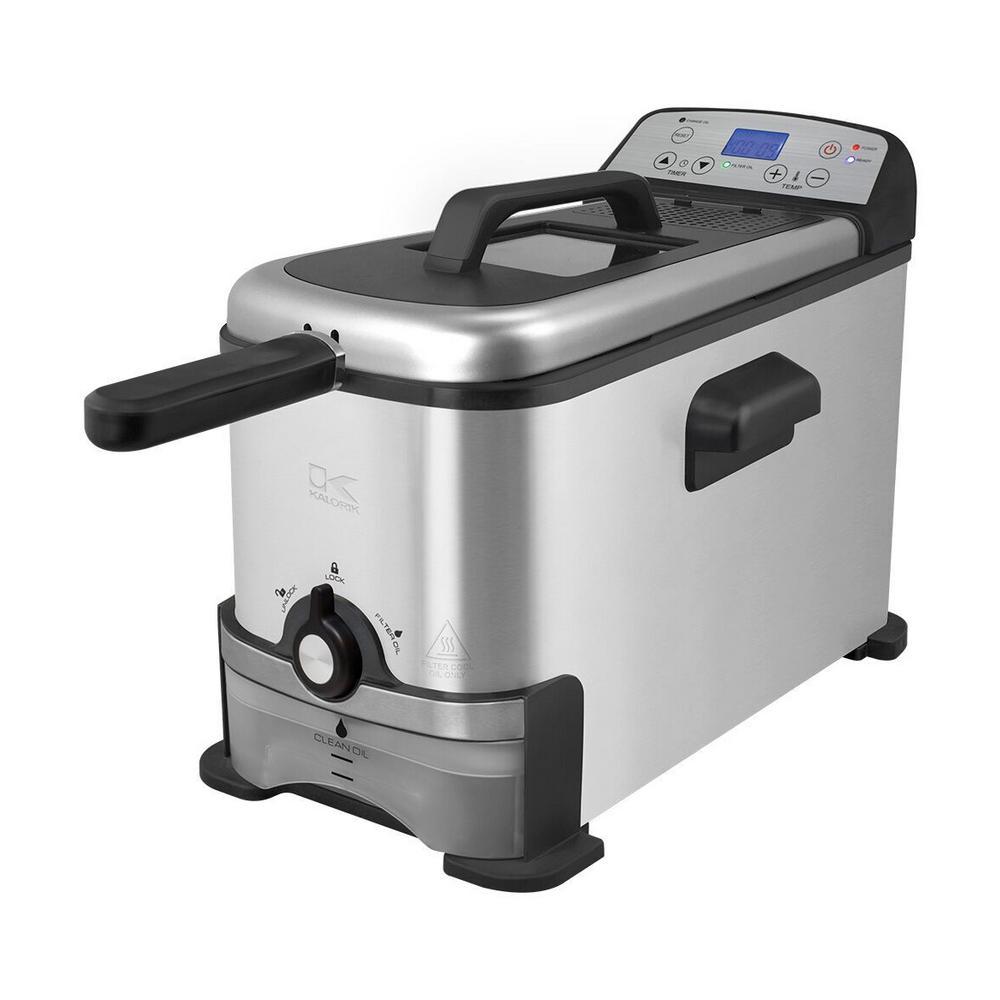 Deep Fryers - Small Kitchen Appliances - The Home Depot