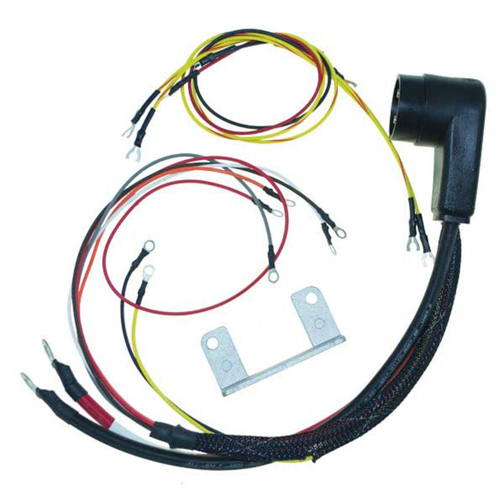 mercury/mariner wiring harness 2/4/6 cyl (1966-1981)