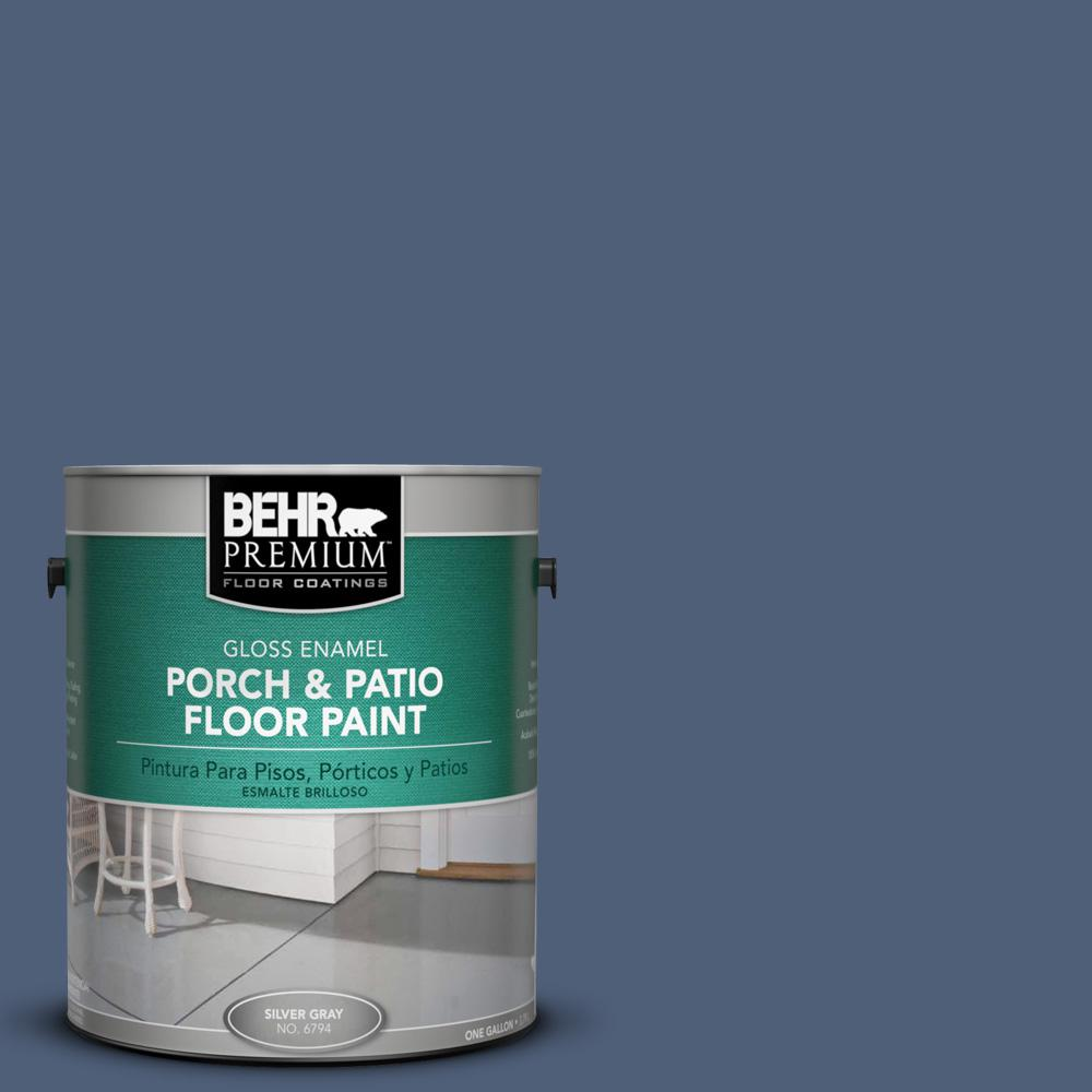 1 gal. #S530-6 Extreme Gloss Interior/Exterior Porch and Patio Floor Paint