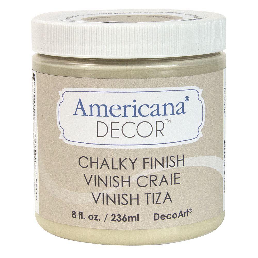 DecoArt Americana Decor 8-oz. Heirloom Chalky Finish