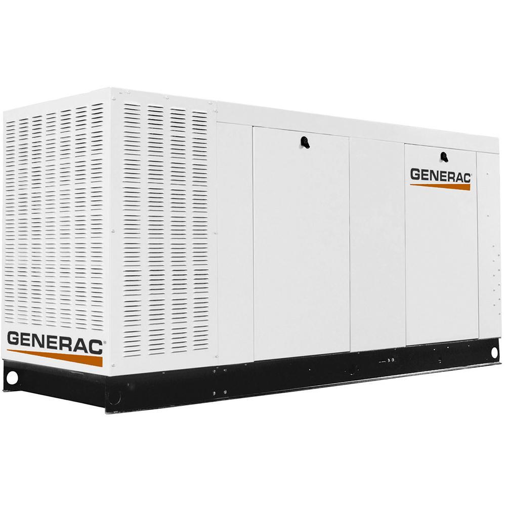 QT Series 80,000-Watt Liquid-Cooled Standby Generator