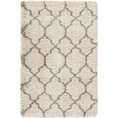 Amore Cream 10 ft. x 13 ft. Area Rug