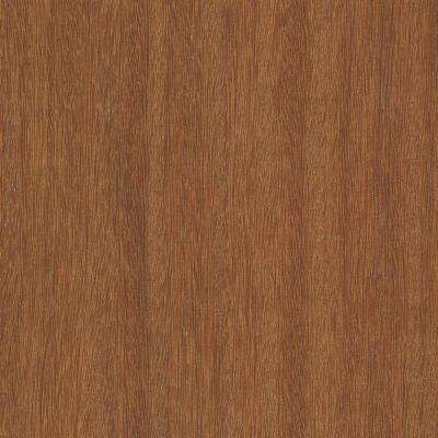 Matte Cumaru Tropic 3/8 in. T x 5 in. W x Varying Length Click Lock Exotic Hardwood Flooring (26.25 sq. ft. / case)
