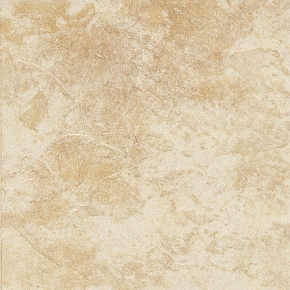 Continental Slate Persian Gold 12 in. x 12 in. Porcelain Floor