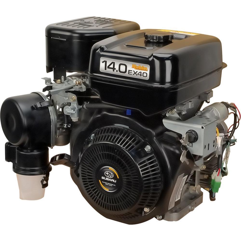 Subaru 14 Hp Engine Ex400de5012 The Home Depot