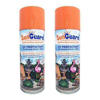 SunGuard UV Protectant for Outdoor Decor, Furniture and More (2-Pack)