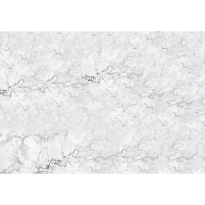 White Marble Abstract Wall Mural
