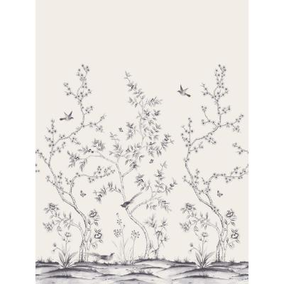 Garden Shadow Self-Adhesive, Removable Wallpaper Mural
