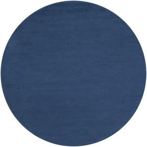Artistic Weavers Falmouth Cobalt 9 ft. 9 inch x 9 ft. 9 inch Round Indoor Area Rug by