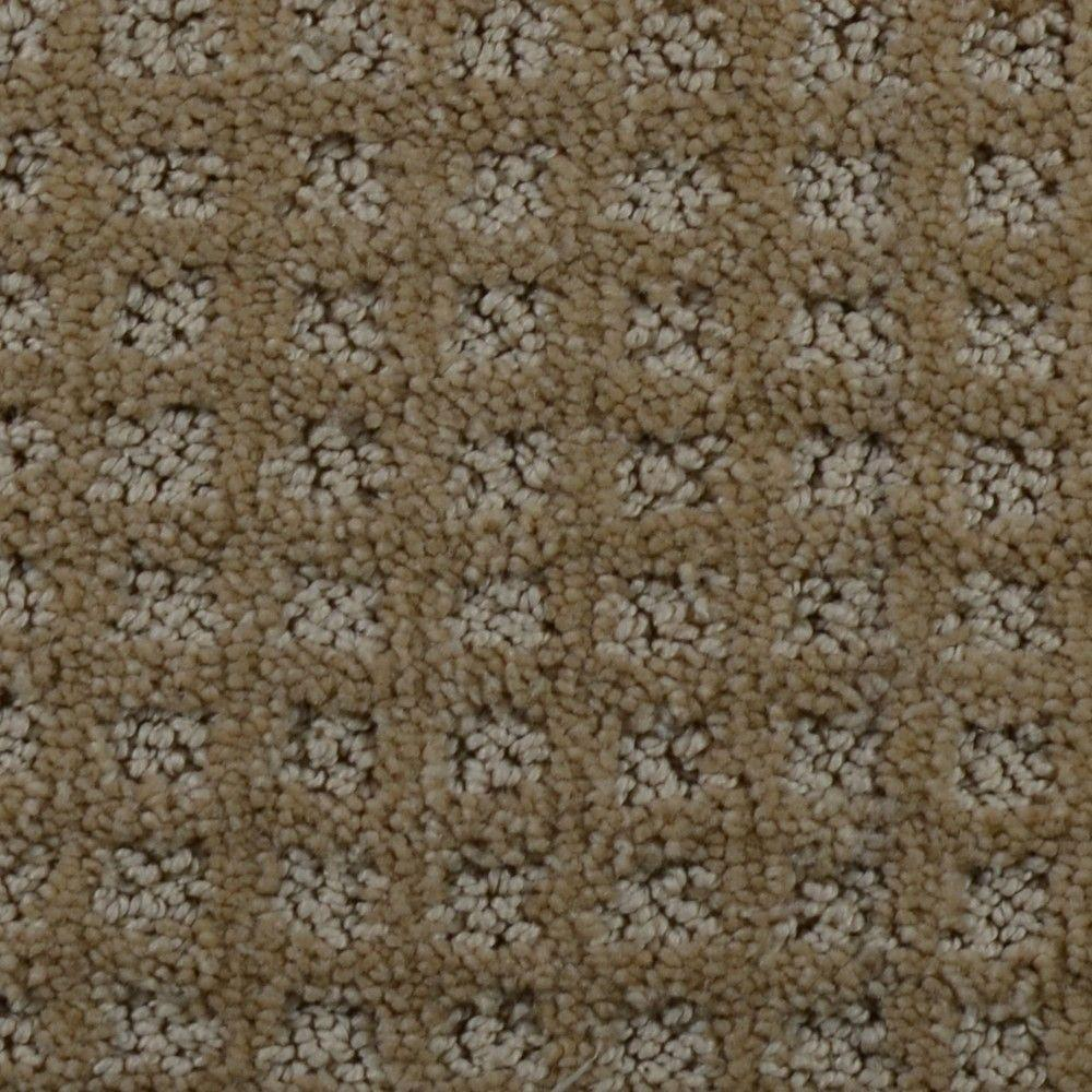 Traverse - Color Fox Island Pattern 12 ft. Carpet