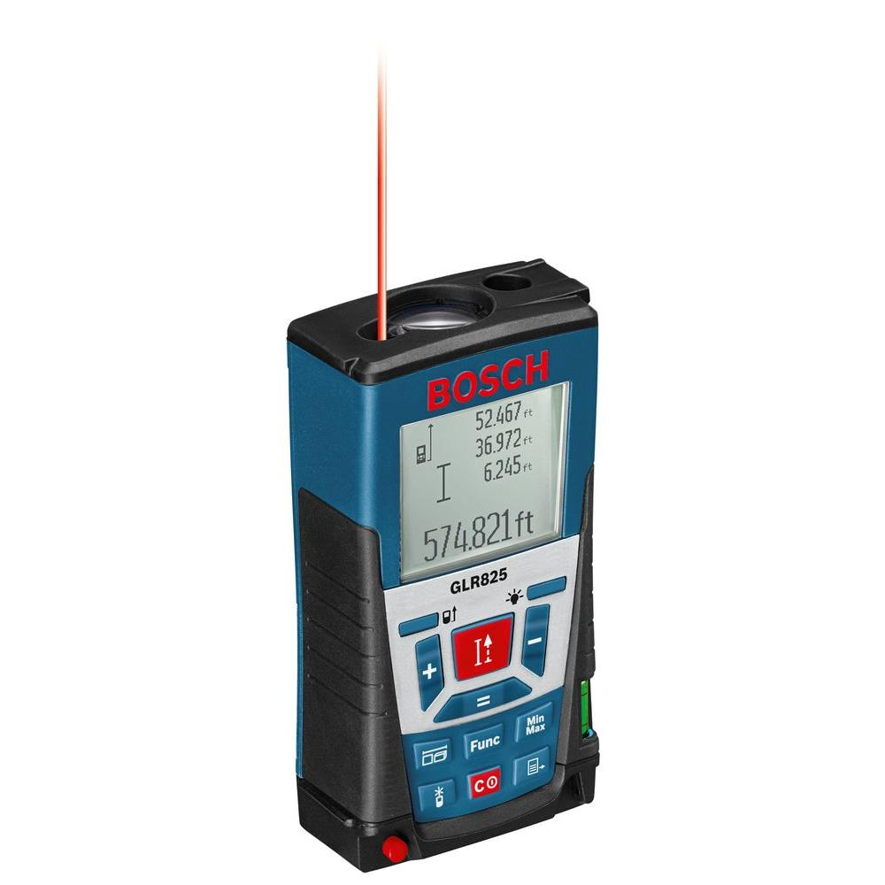 Bosch 825 ft. Digital Laser Measure