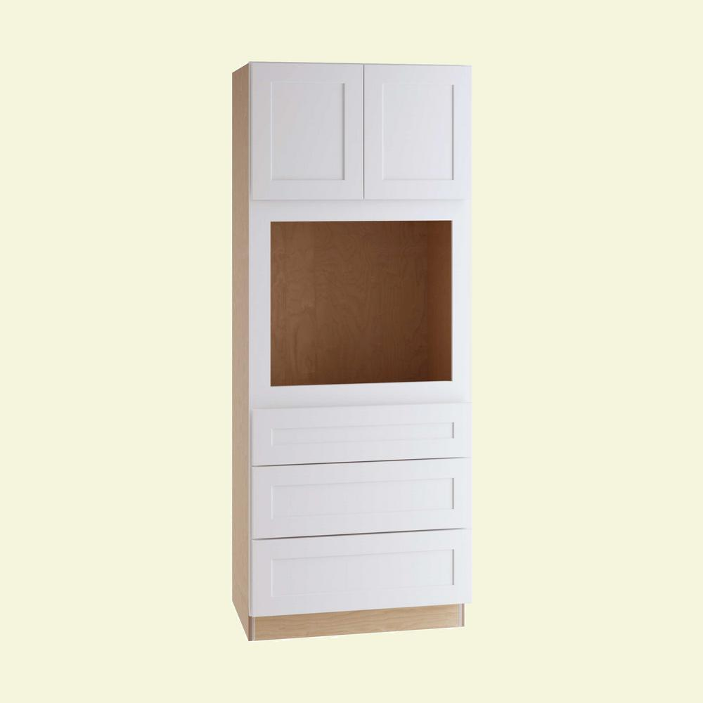 Kitchen Pantry At Home Depot: Home Decorators Collection Newport Assembled 33 X 84 X 24