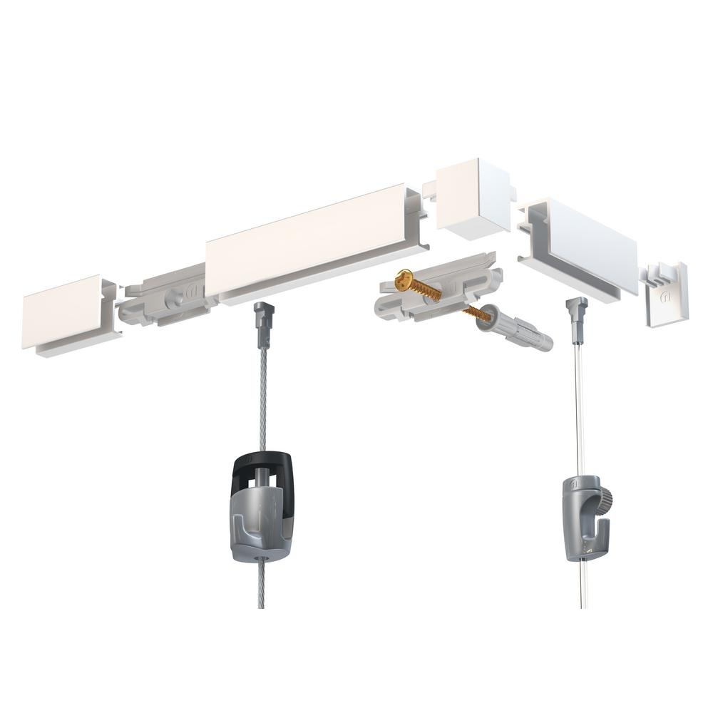 HangZ 44 lbs  Gallery Cable Hanging System