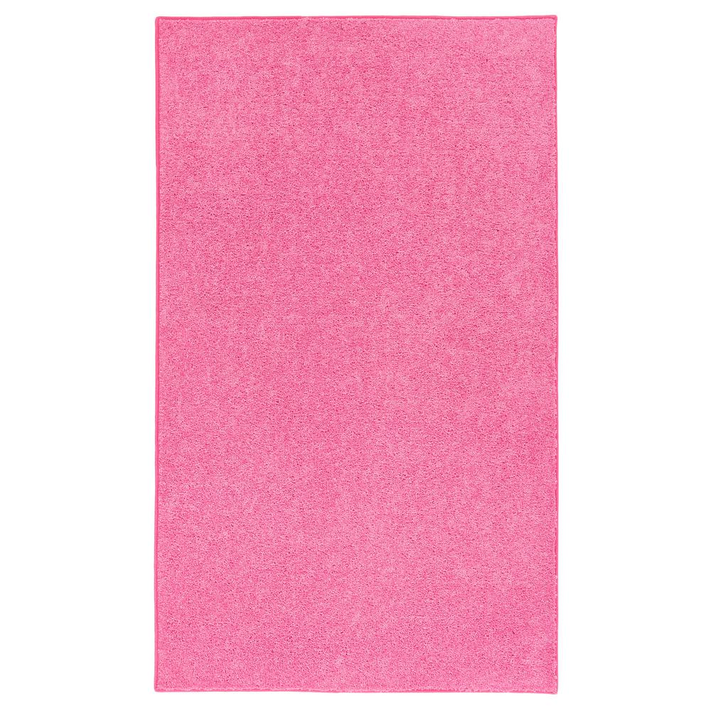 Well Woven StarBright Calipso Pink 5 Ft. X 7 Ft. Kids Area