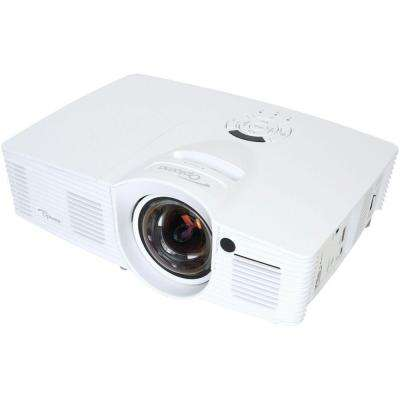 1920 x 1080 Short Throw 1080p Projector with 2800 Lumen