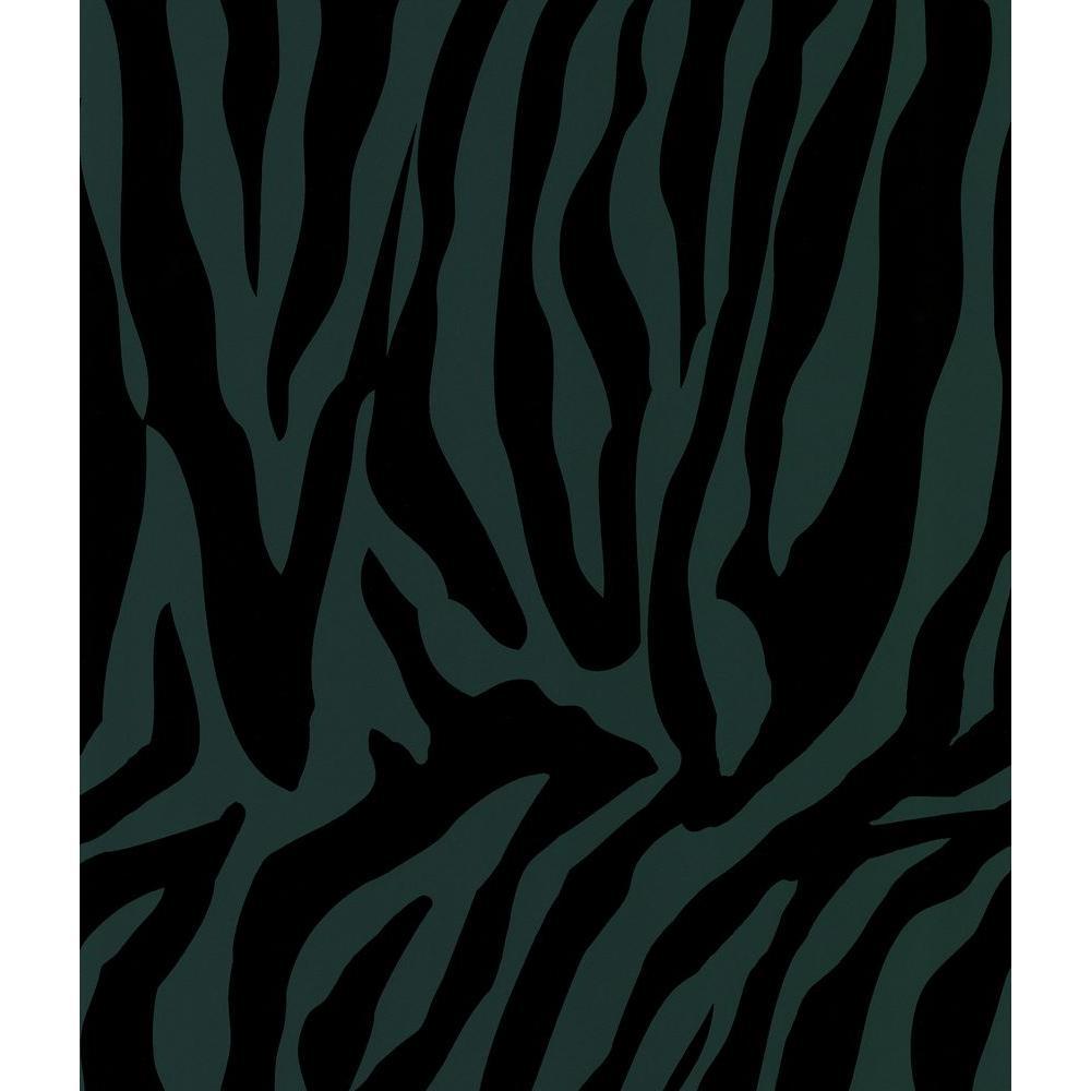National Geographic Zebra Skin Wallpaper