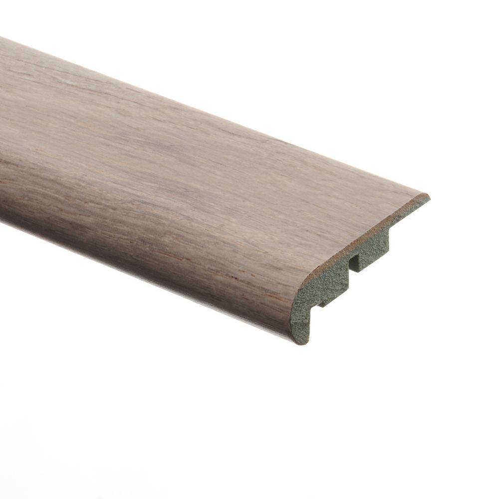 Maui Whitewashed Oak Laminate Flooring Flooring The Home Depot