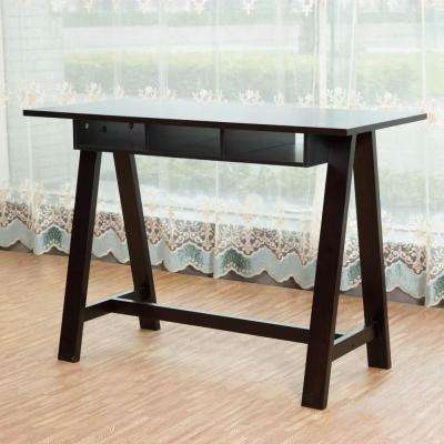 Megan Espresso Writing Desk