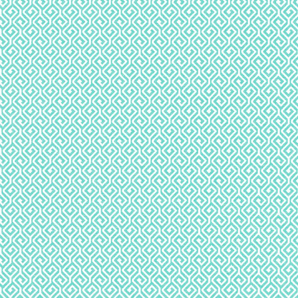 A Street Sete Aqua Greek Key Wallpaper Sample 2744 24101sam The