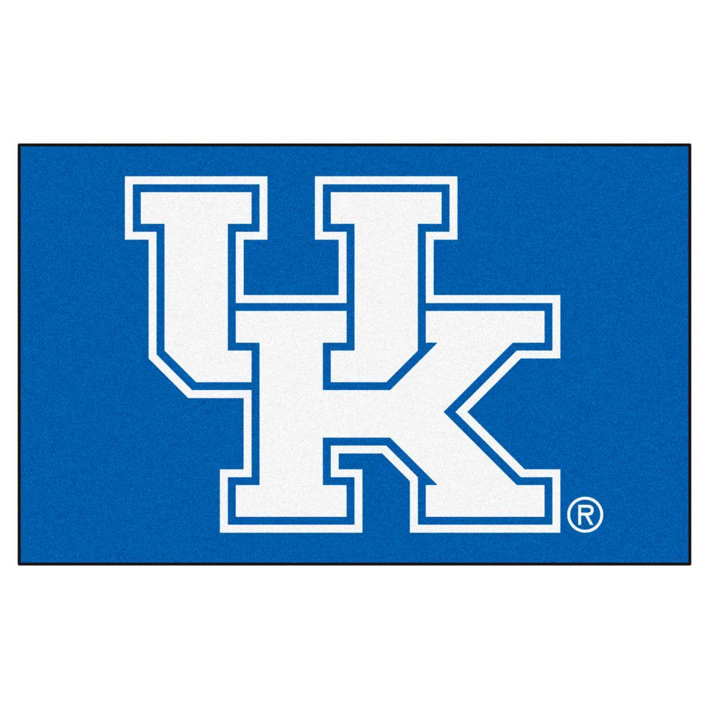 University of Kentucky 60 in. x 96 in. Ulti-Mat