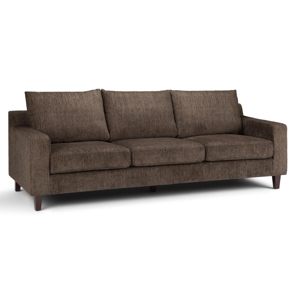 Chenille - Sofas & Loveseats - Living Room Furniture - The Home Depot