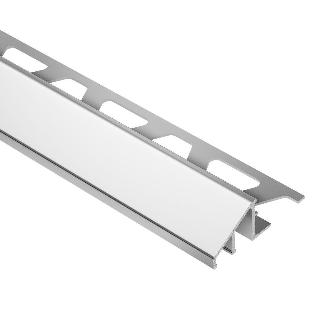 Reno-U Bright Chrome Anodized Aluminum 1/2 in. x 8 ft. 2-1/2