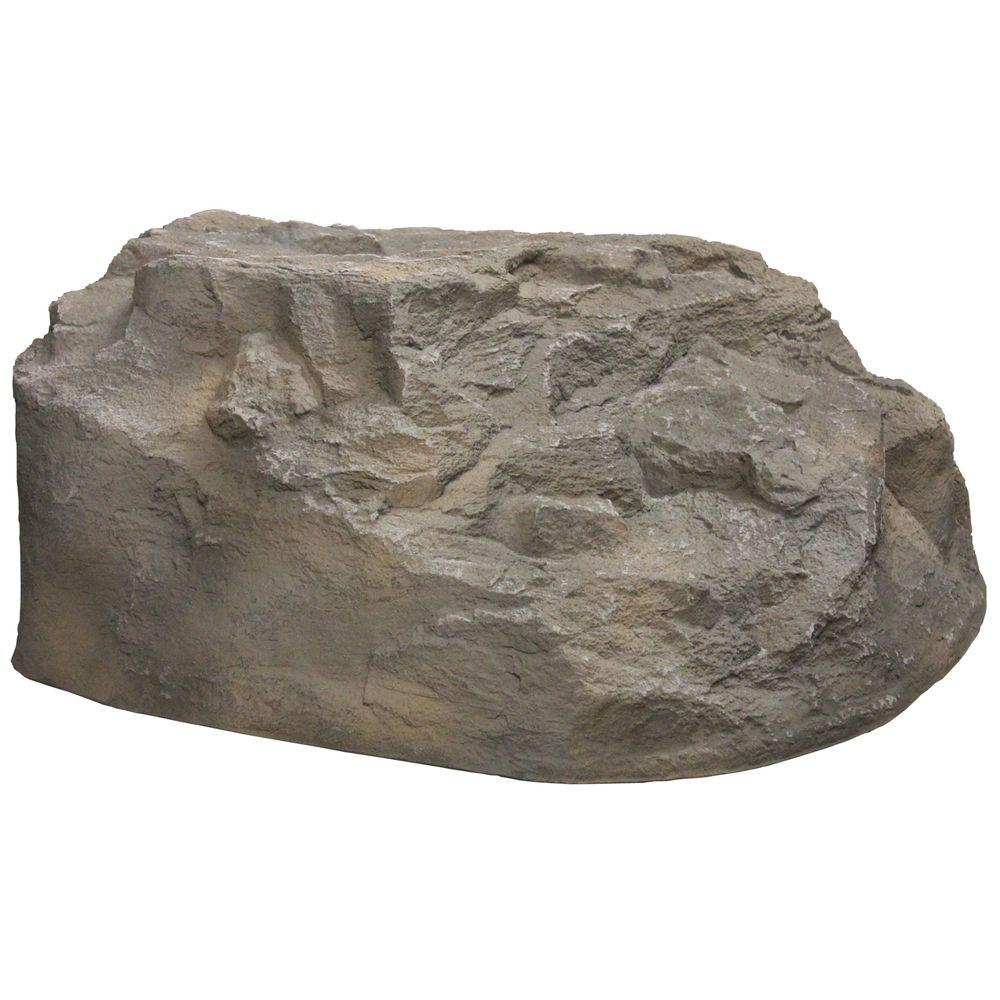 Large Resin Landscape Rocks in Deluxe Natural Textured Finish
