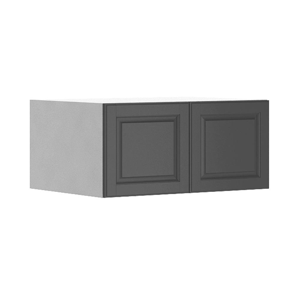 Painting Melamine Kitchen Cabinets White: Fabritec Ready To Assemble 33x15x24 In. Buckingham Fridge