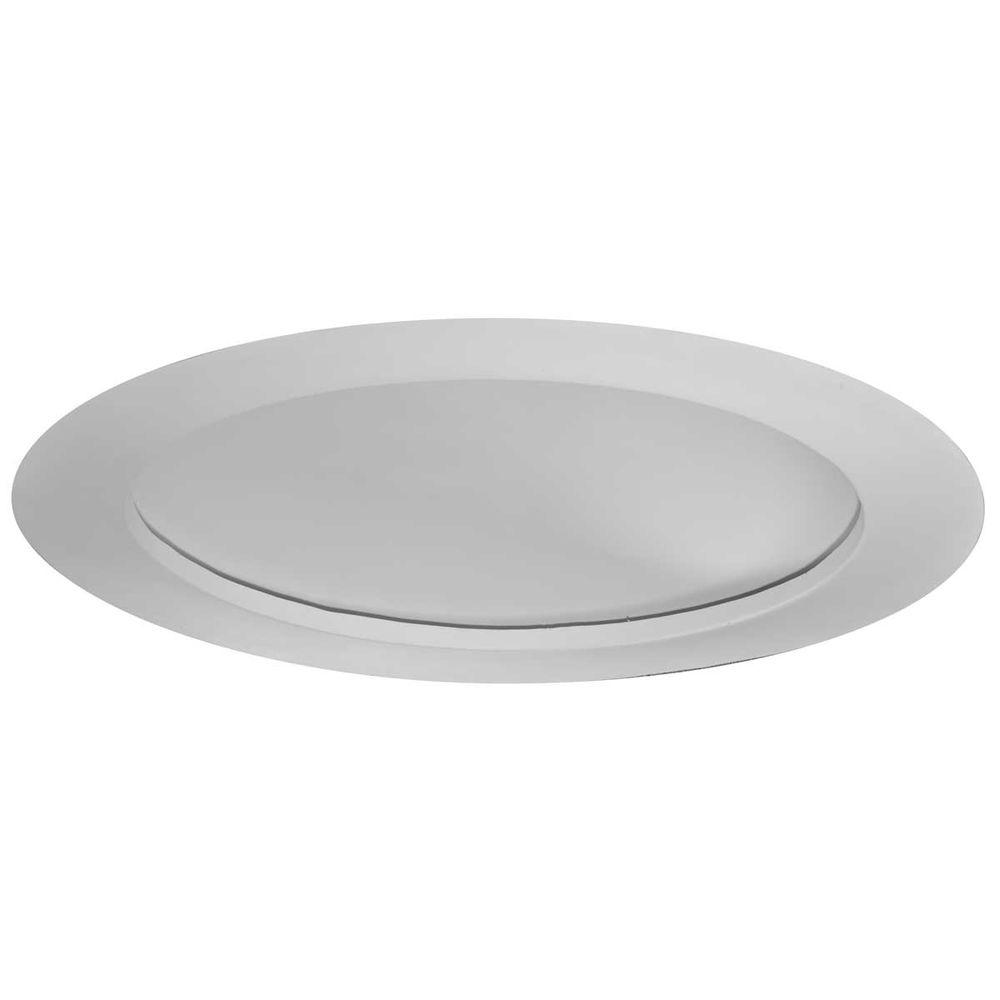 Ekena Millwork 87 in. Artisan Ceiling Dome with Light Ring