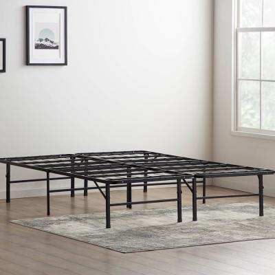 14 in. Steel Platform Bed Frame – King