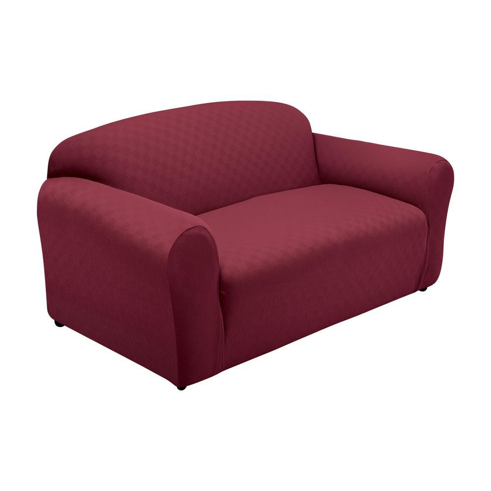 Brick Newport Sofa Stretch Slipcover