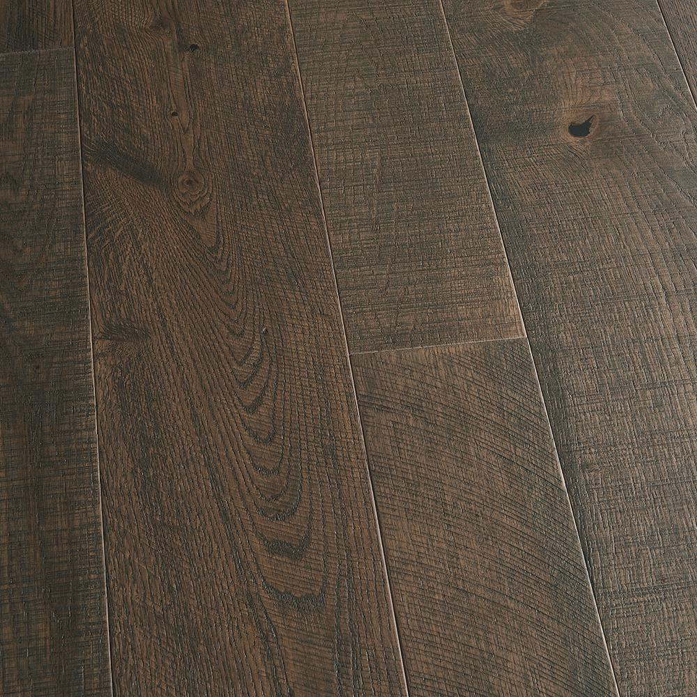 Malibu Wide Plank Take Home Sample French Oak Venice Engineered Click Lock Hardwood Flooring 5 In. X 7 In.