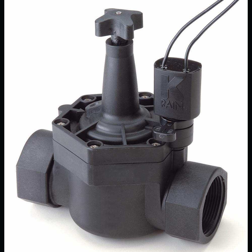 ProSeries 200 1-1/2 in. Female Thread in-Line Valve