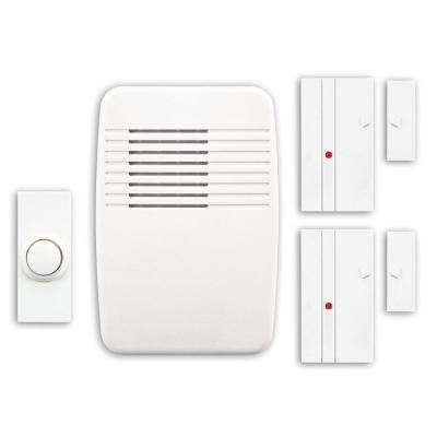 Wireless Plug In Door Chime Kit
