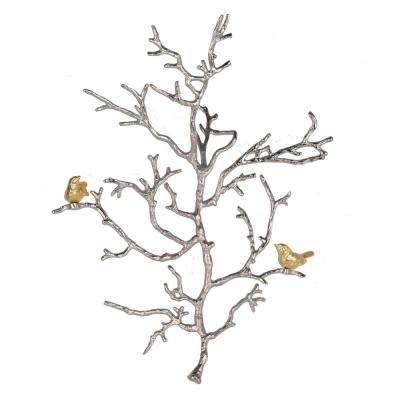 Atelier Silver/Gold Small Branch Wall Sculpture