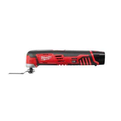 M12 12-Volt Lithium-Ion Cordless Multi-Tool 1 Battery Kit