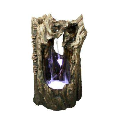 Rainforest Waterfall Fountain LED Lights