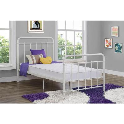Basic Plus 6 Twin Size Medium to Firm Memory Foam Mattress