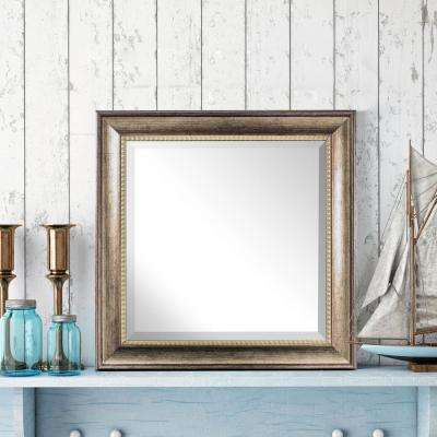 Leighton Square Multicolored Vanity Mirror