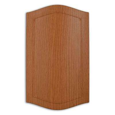 Designer Series Wired/Wireless Door bell, Brown