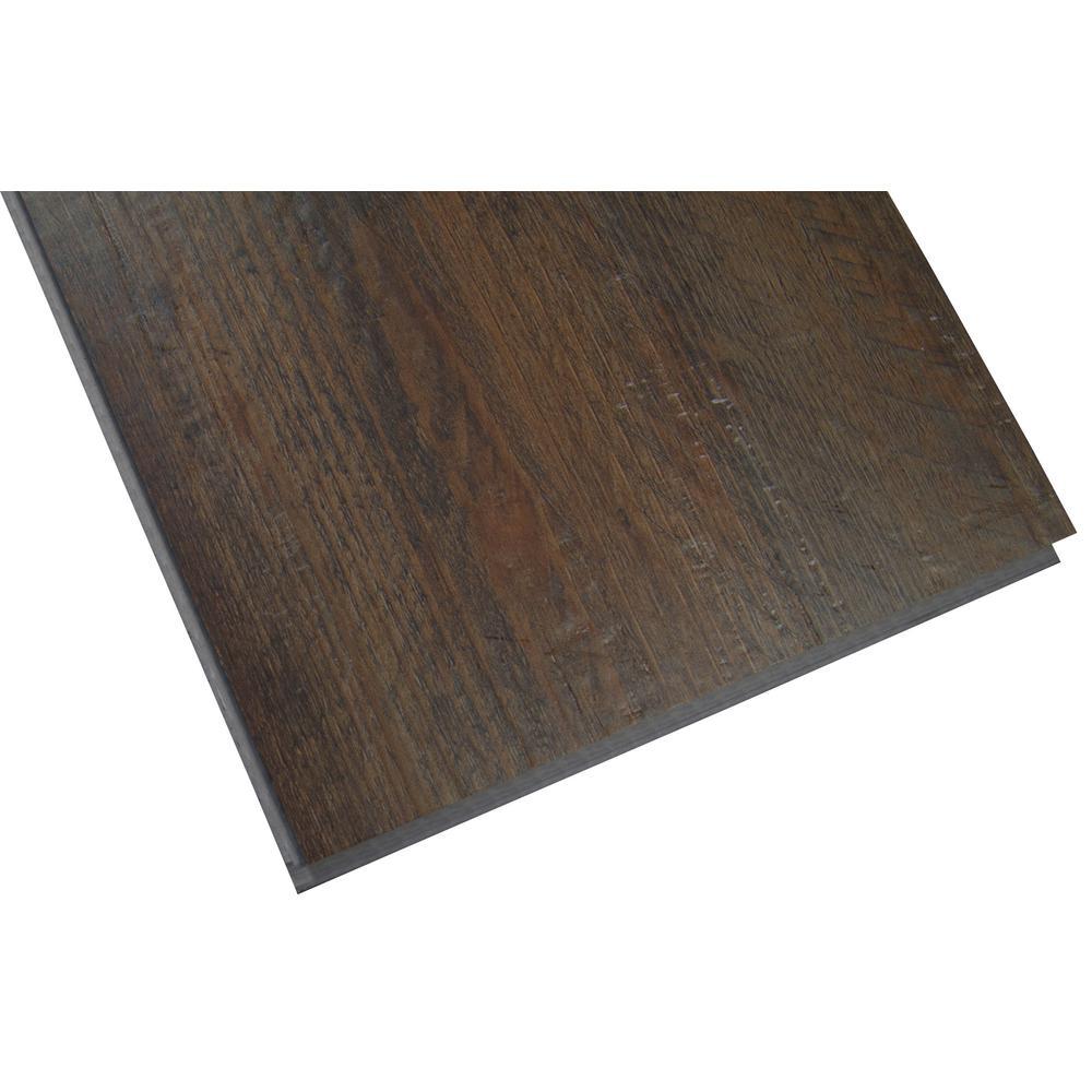 Herritage Walnut Drift 9 in. x 60 in. Rigid Core Luxury Vinyl Plank Flooring (48 cases / 1077.12 sq. ft. / pallet)