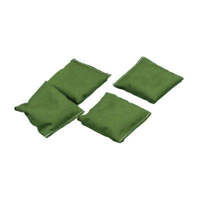 Green Bean Bags (Set of 4)