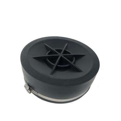 3 in. PVC DWV Flexible Cap